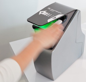Finger on the fly® - A contactless fingerprint acquisition solution