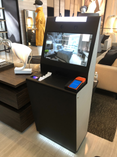 Guest Self Service Kiosk For Hotels